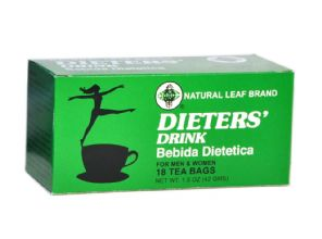 Natural Leaf Brand Dieters' drink